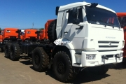 Шасси КамАЗ 63501-3960-51