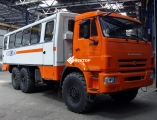 Вахтовый автобус НЕФАЗ 4208-0000511-01 ЭП 392