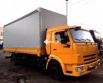Бортовой КамАЗ 4308-6083-69(G5)