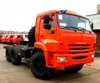 Шасси КамАЗ 5350-3061-66(D5)