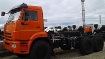 Шасси КамАЗ 5350-3054-66(D5)