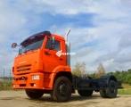 Шасси КамАЗ 53605-3952-48(A5)