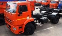 Шасси КамАЗ 53605-773950-48(A5)