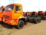 Шасси КамАЗ 65111-3090-50
