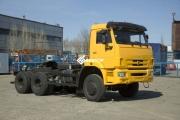 Шасси КамАЗ 65115-3063-48(A5)