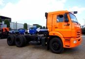 Шасси КамАЗ 65115-3091-48(A5)