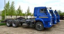 Шасси КамАЗ 65115-3094-48(A5)