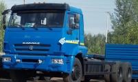 Шасси КамАЗ 65115-3962-48(A5)