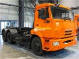 Шасси КамАЗ 65115-3950-48(A5)
