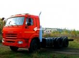 Шасси КамАЗ 65115-3966-50
