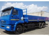 Бортовой КамАЗ 65117-6010-50