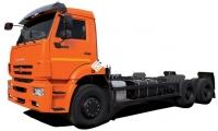 Шасси КамАЗ 6520-3020-49(B5)