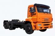 Шасси КамАЗ 6520-3072-53