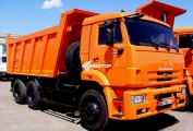 Самосвал КамАЗ 6520-6021-49(B5)