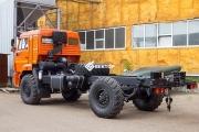 Шасси КамАЗ 43502-3038-66(D5)